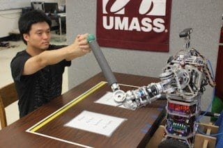 Robot-Delivered Speech and Physical Therapy a Success in UMass Amherst Test