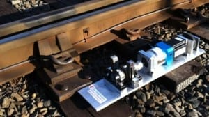 Award-winning device harvests energy from railway track vibrations