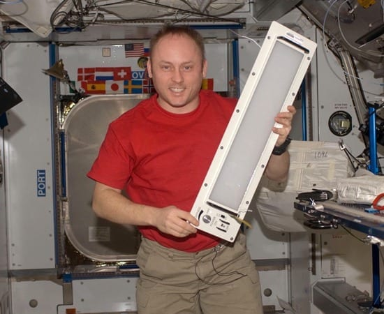 New LED lights to combat fatigue, rampant drug use on ISS