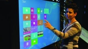 MultiTouch unveils 42- and 55-inch fully integrated Windows 8 interactive displays