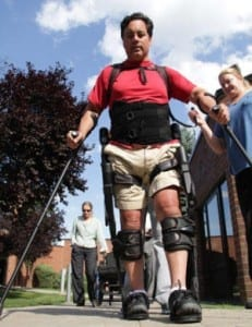 Robotic Exoskeletal Device