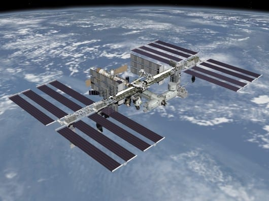 Soyuz breaks speed record to ISS