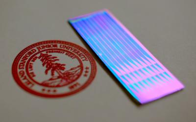 Printing innovations provide 10-fold improvement in organic electronics