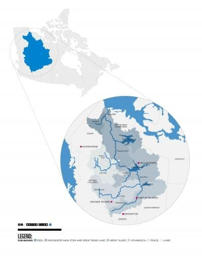 Potentially'catastrophic' changes underway in Canada's northern Mackenzie River Basin: report
