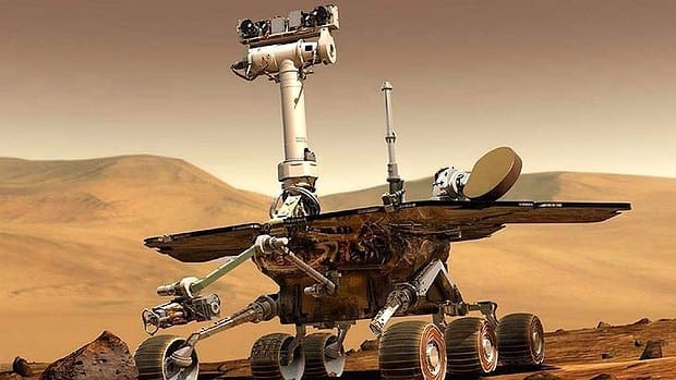 Aging Mars rover makes new water discoveries