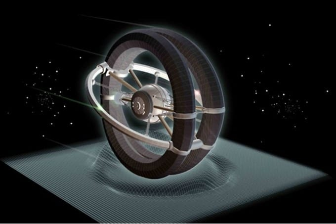 Scientists Refine Warp-Drive Concept Using Space-Time Distortion