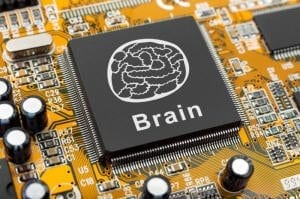 Chips that mimic the brain