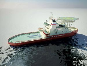 Steer me sideways: icebreaker attacks pack ice side-on