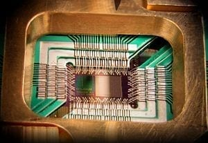 Large-scale quantum chip validated