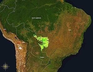 Brazil Faces Drop in Crop Productivity