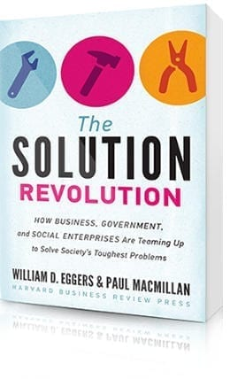 Welcome To The Solution Economy