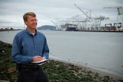 Power for seaports may be the next job for hydrogen fuel cells