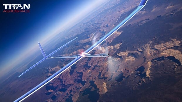 Giant Solar-Powered UAVs Are Atmospheric Satellites