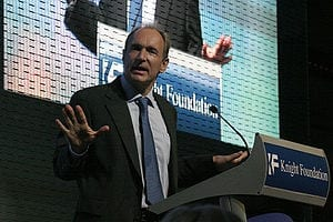 Tim Berners-Lee says'surveillance threatens web'