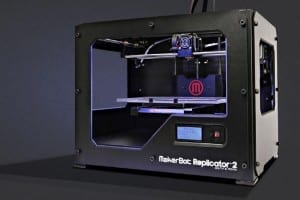 Makerbot Aims to Bring 3D-Printing into America's Classrooms
