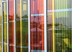 EPFL Campus has the World's First Solar Window