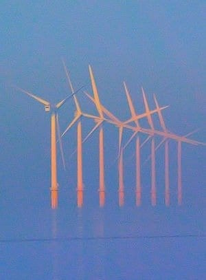 Researchers Find Ways to Minimize Power Grid Disruptions from Wind Power