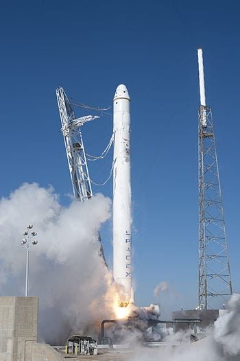 SpaceX's reusable rockets could change the economics of going into orbit