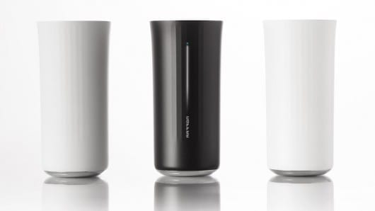 Vessyl is no mug – it's a smart cup that tells you what you're drinking