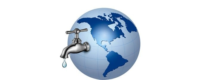 Worldwide Water Shortage by 2040