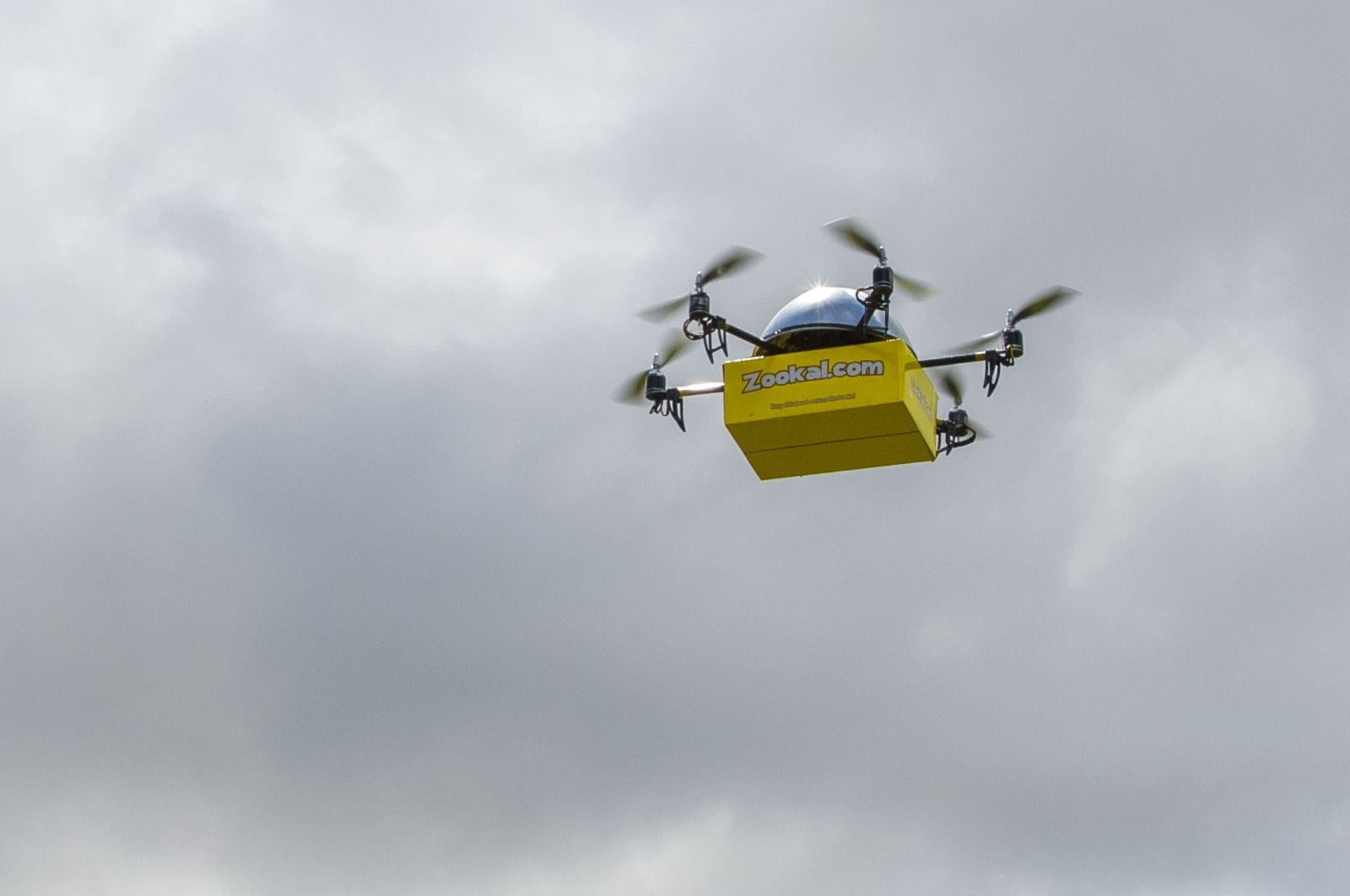 Doctors Without Borders Is Experimenting With Delivery Drones To Battle An Epidemic