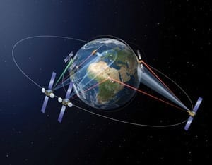 Breakthrough Laser Communication Technology to Revolutionize Earth Observation and Satellite Communication