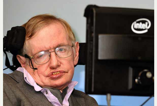 Intel Technology Doubles Stephen Hawking's Speech Rate and Is Made Available Freely For Development