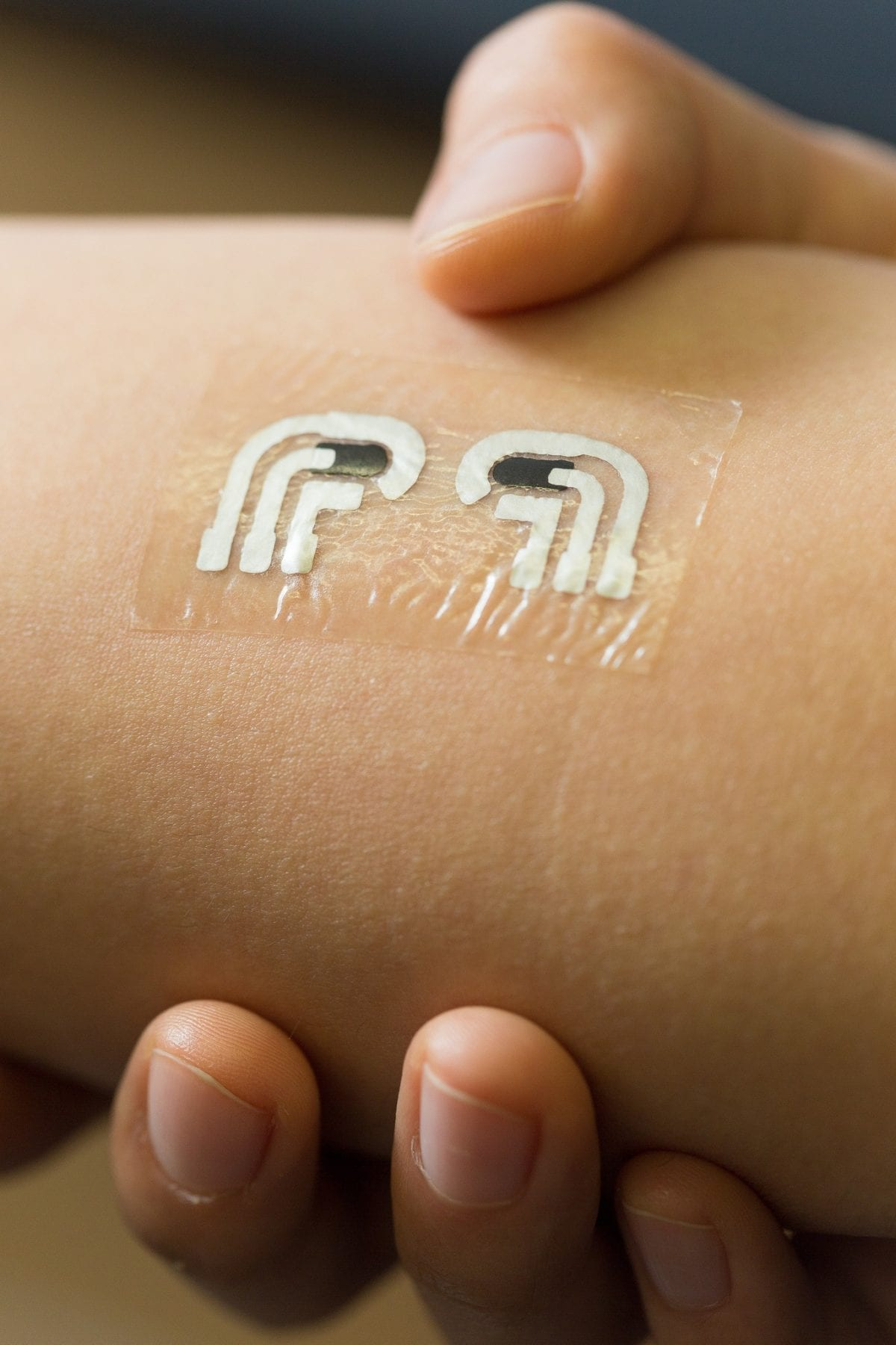 Tattoo-like sensor can detect glucose levels without a painful finger prick