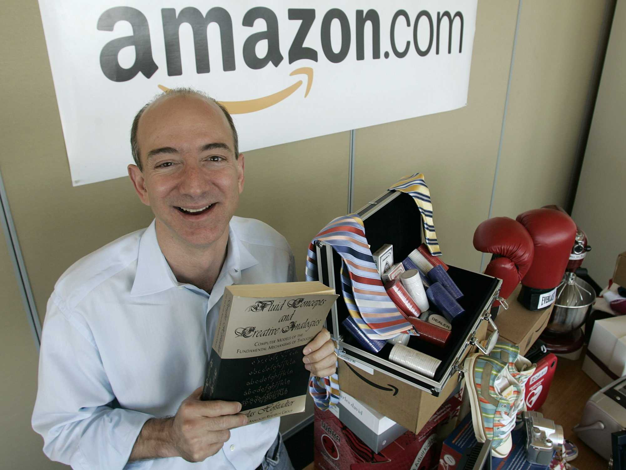 Is this the future of work? Jeff Bezos and the Amazon Way