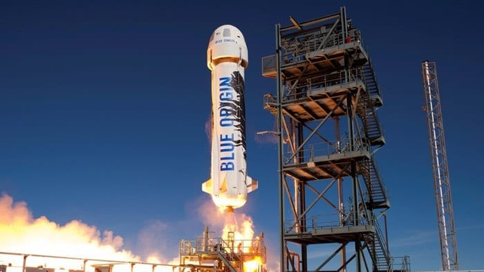 Blue Origin makes historic second landing using the same rocket
