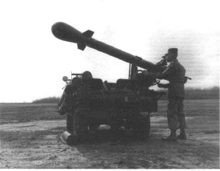 The M388 Davy Crockett (Real Life Mini Nuke) - via imgur.com
