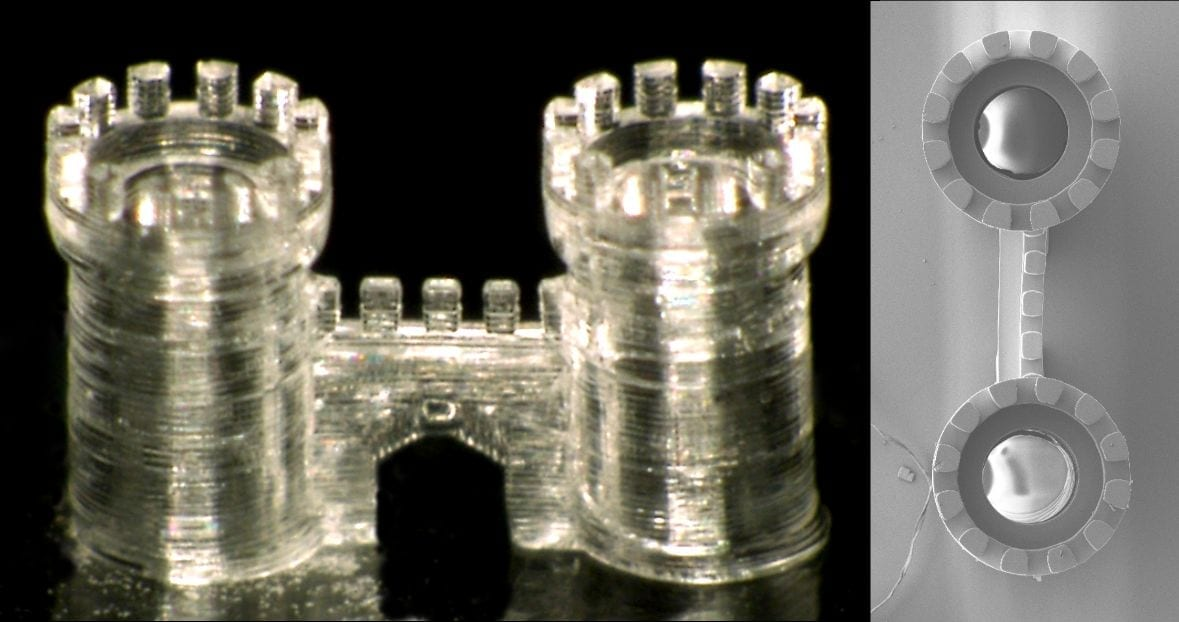 3D printing of glass now possible to create complex forms with many possibilities