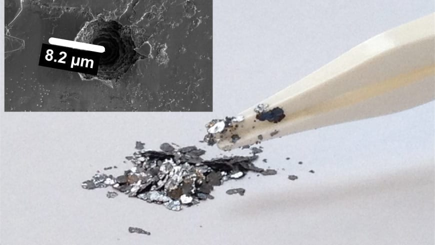 Low-cost batteries from scrap metal and waste graphite