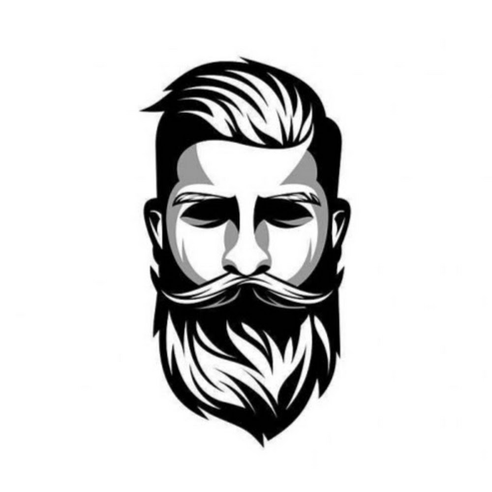 barber logo svg - 608×693