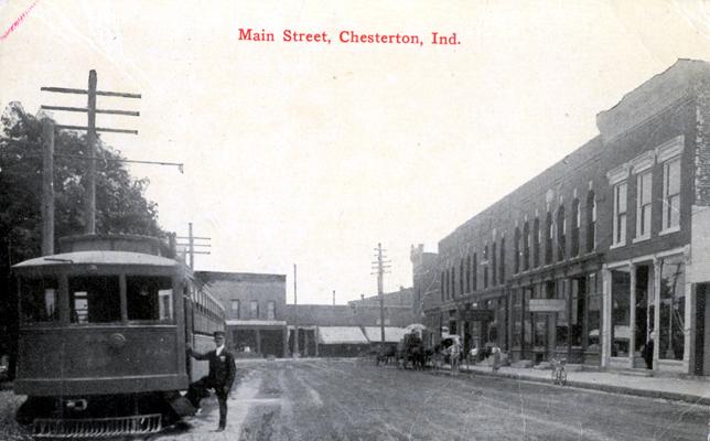 Porter County Indiana Genweb Photographs Amp Historical