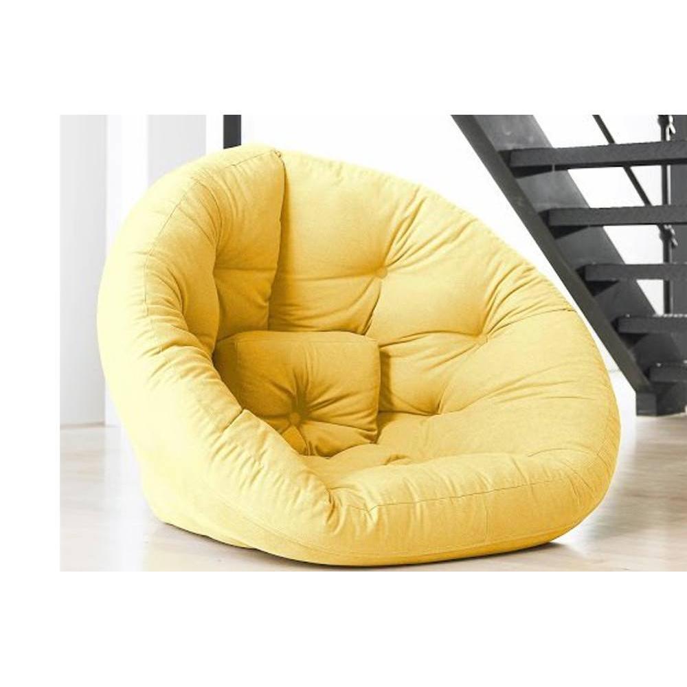 Pouf Futon Design Ultra Confortable Au Meilleur Prix