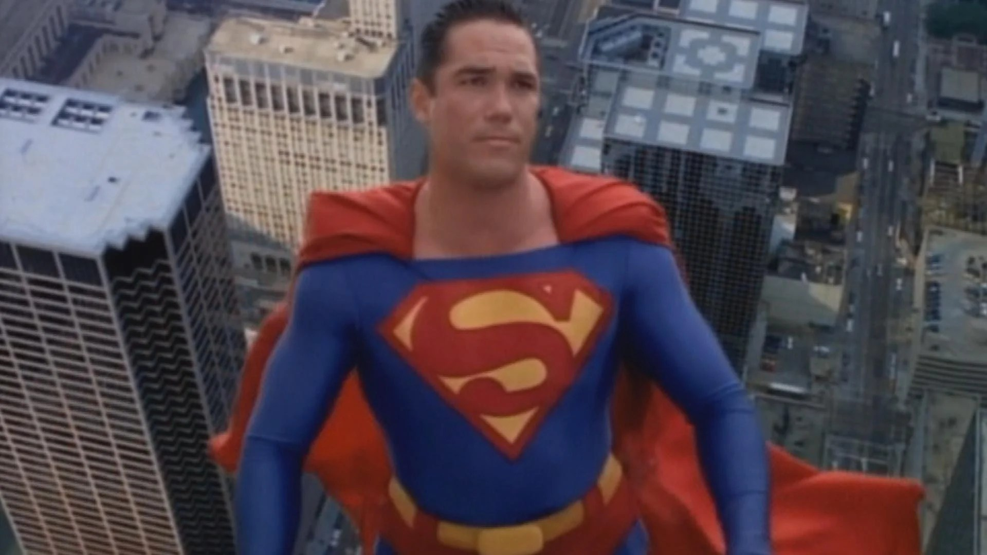 'Superman' Star Dean Cain Gets Special Procedure to Reduce ...