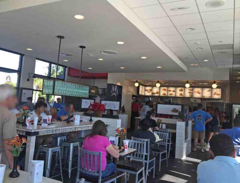 Fast Food Restaurant Franchise
