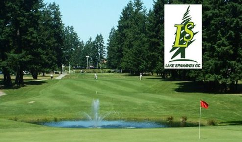 Lake Spanaway golfer helped police nab crime suspect   Inside Golf     Sometimes crime doesn t pay     especially on a golf course  A golfer at Lake  Spanaway scored a hole in one when he assisted in catching a fleeing crime