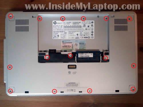 Hp Envy Notebook Battery