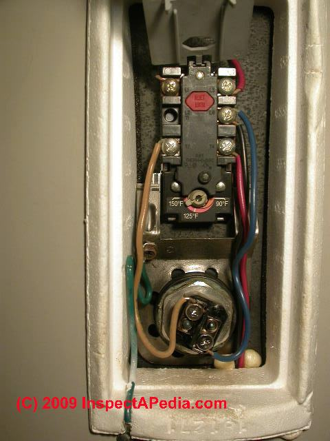 Thermostat Control Building