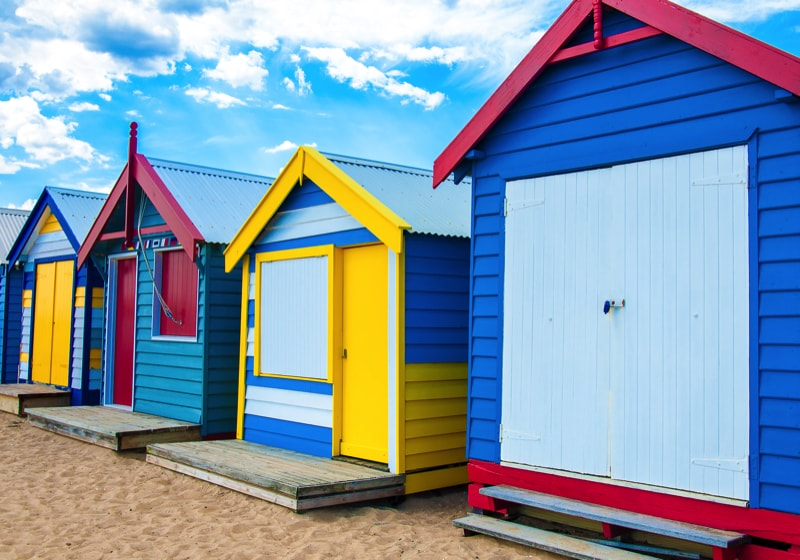 Nautical Front Porch Ideas