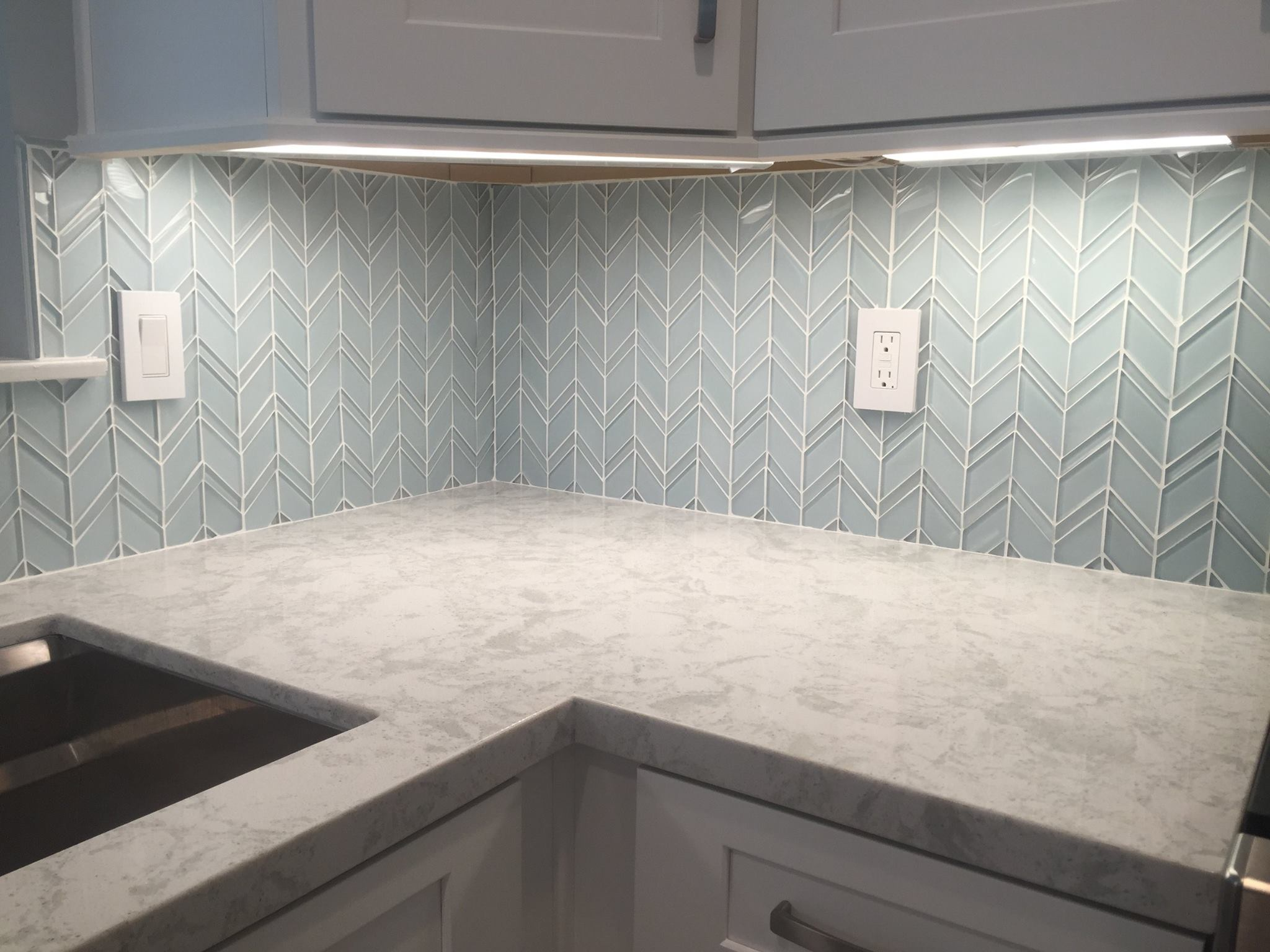 Subway Tile Patterns Kitchen