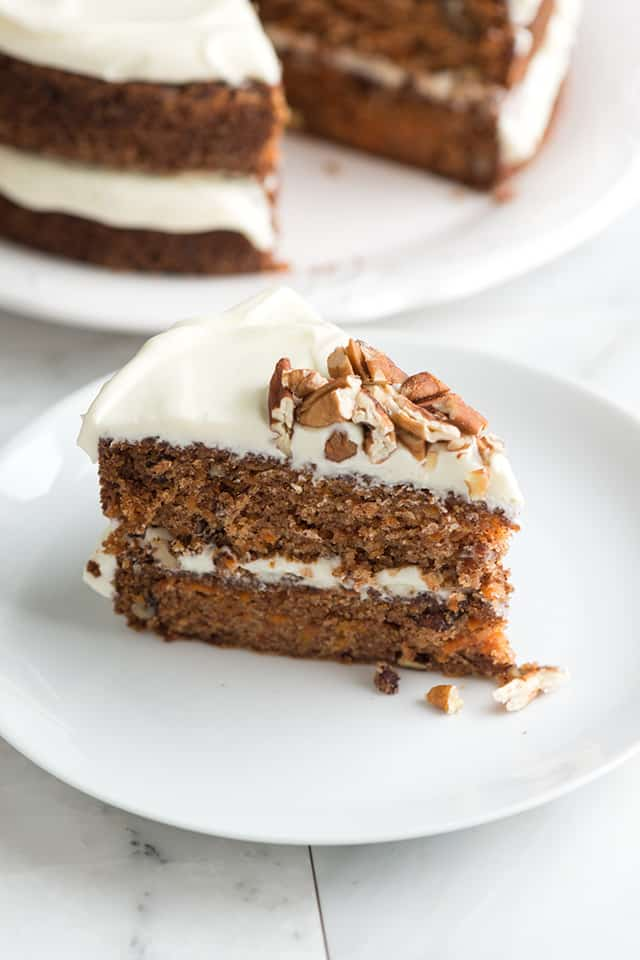 Incredibly Moist Carrot Cake Recipe So Easy
