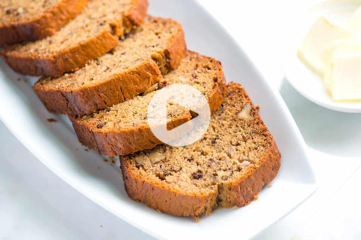 Easy Cook Banana Cake