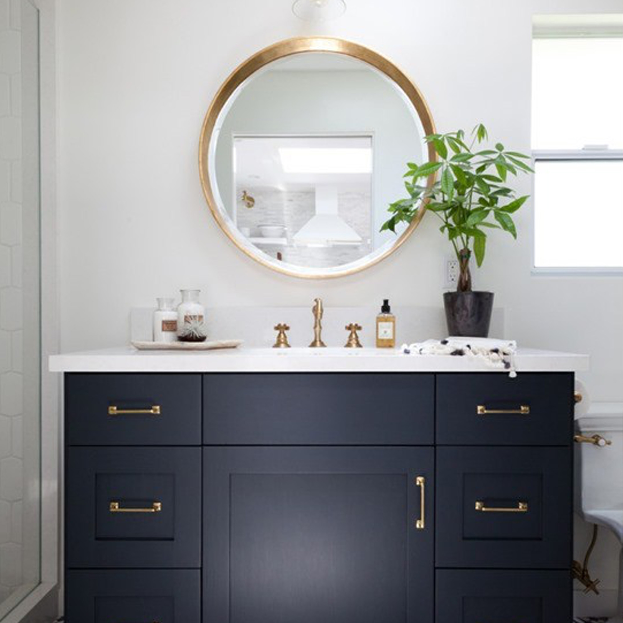 Making Bathroom Vanity Mirrors With Lights