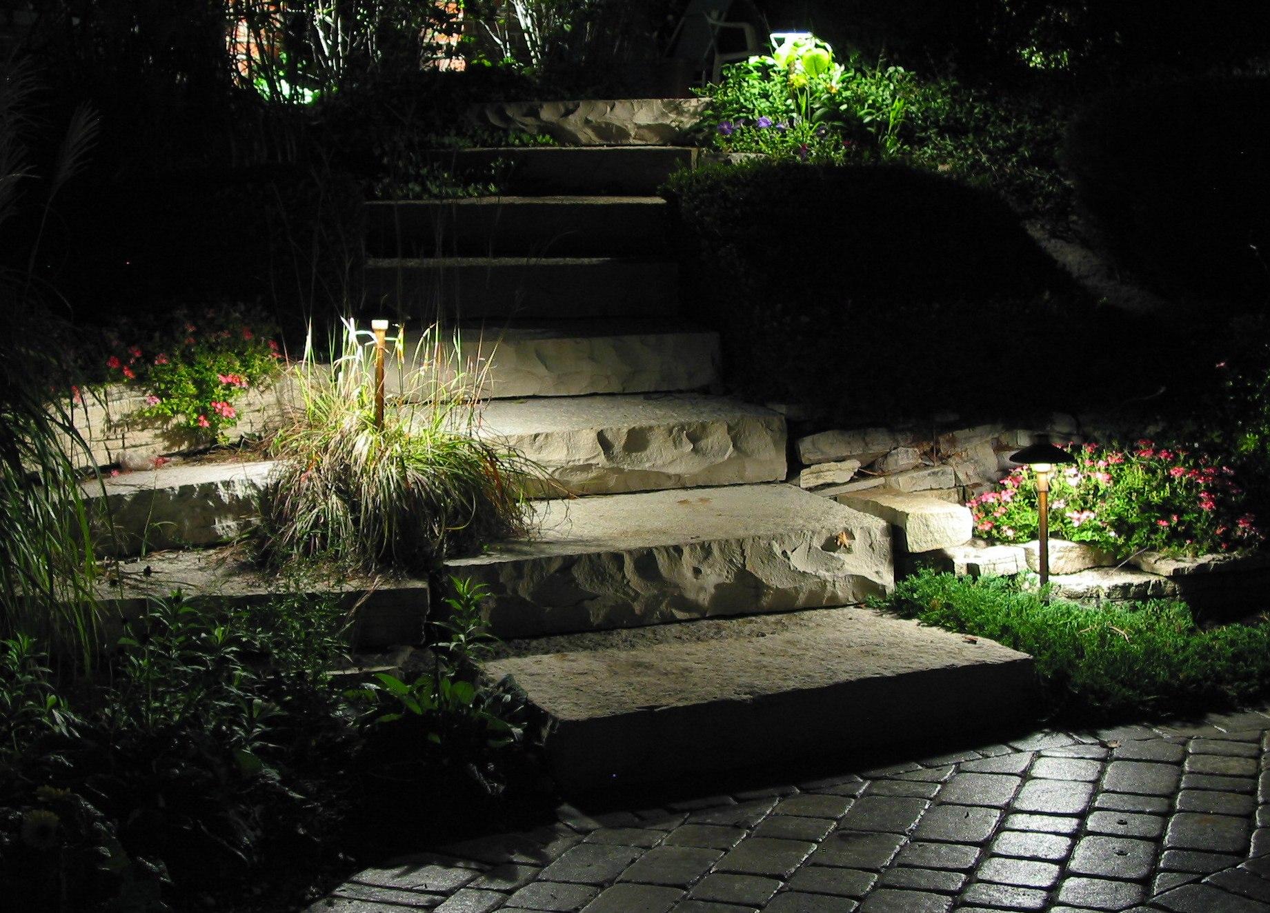 Landscape Path Lighting