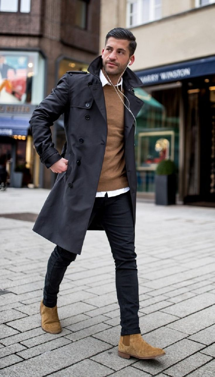 Mens Trends For Fall 2013