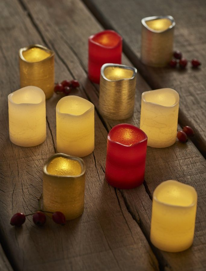 Battery Candles