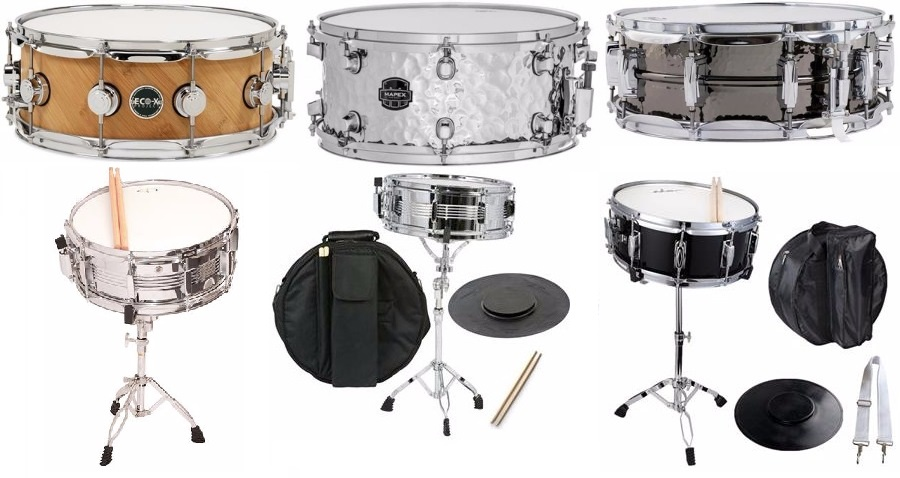 6 Best Snare Drum Kits For Beginners and Adult 2018 Reviews and Ratings Best Snare Drums For Sale